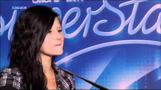 Deutschland sucht den Superstar - Denise, erleichterung