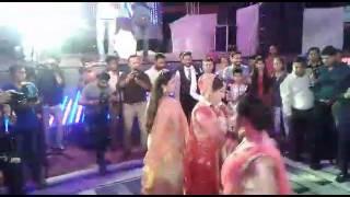 Gourav and heenu wedding dance