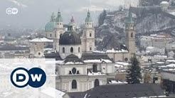 Stadtrundgang durch Salzburg | Check-in
