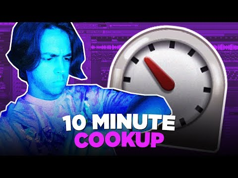 NICK MIRA MAKES A HIT BEAT FROM SCRATCH IN 10 MINUTES 🔥
