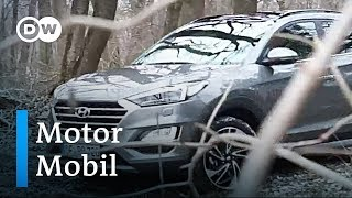 In der Praxis: Hyundai Tucson | Motor mobil