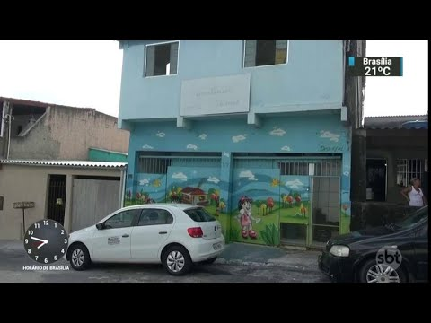 Em menos de uma semana, duas crianças são esquecidas em creches de SP   SBT Brasil (22/03/18)