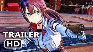 PS4 - Sword Art Online: Fatal Bullet - Betrayal of Comrades Trailer (2018)