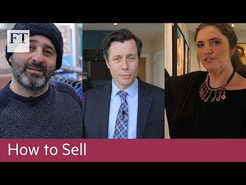 How to sell: top tips from three sales veterans