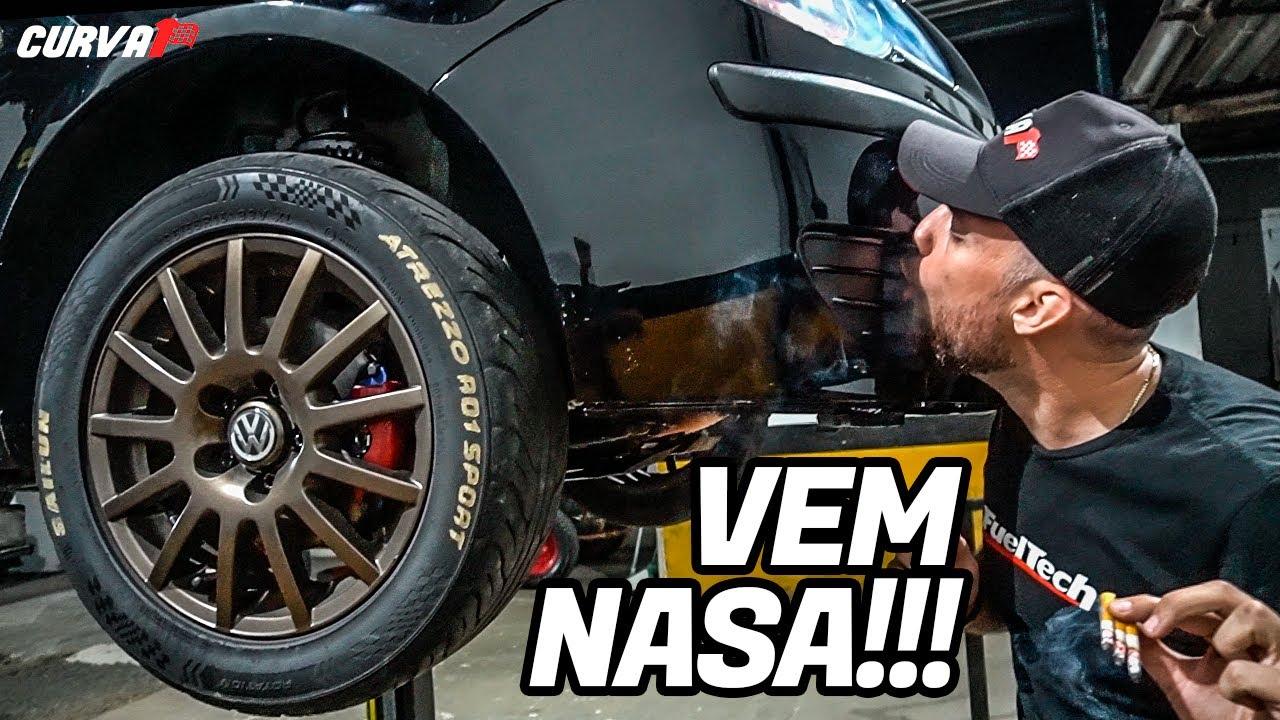 Sistema que carros de corrida usam para melhorar os freios! MUITO BARATO! Como é possível?