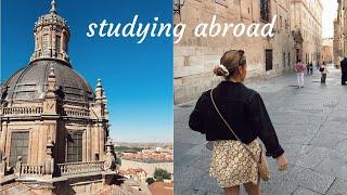 studying abroad week 1: salamanca spain