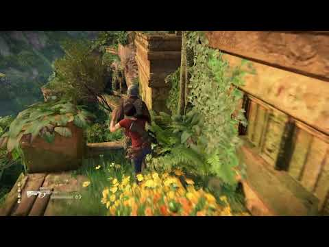 Stealth Infiltration - Uncharted: The Lost Legacy
