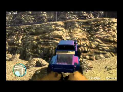GTA IV - Off Road Part 1 [Monster Truck][HD] - Gamezone05