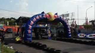 Drag bike ninja braket 9 detik sirkuit tawang mas prpp semarang