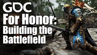 Deterministic vs. Replicated AI: Building the Battlefield of For Honor