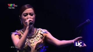 MONSOON FESTIVAL 2015 - RƠI - HOÀNG THÙY LINH