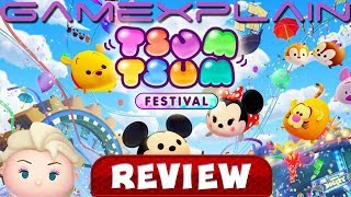 Disney Tsum Tsum Festival REVIEW (Nintendo Switch) (Video Game Video Review)