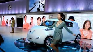 Nissan in Tokyo Motor Show 2011