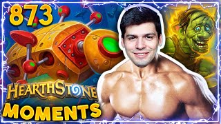 HE IS TOO OP!!! Please Nerf | Hearthstone Daily Moments Ep.873