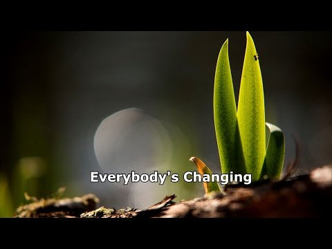 Keane - Everybody s Changing Lyrics