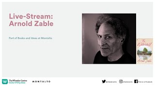 Books and Ideas at Montalto: Arnold Zable
