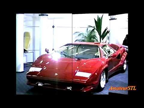 Frankfurt Auto Show 1989