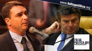 Em entrevista, Flávio Bolsonaro diz por que recorreu ao STF