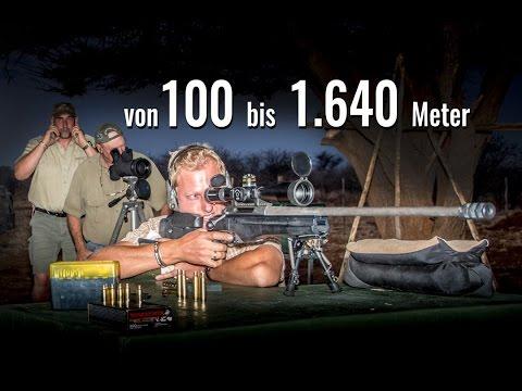 Weitschießen von 100 bis 1.640 Meter mit DDOPTICS Nachtfalke 5-30x50