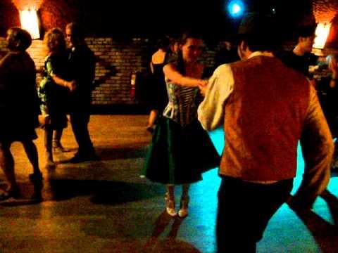 Wedding Reception Swing Dancing At The Wabasha Street