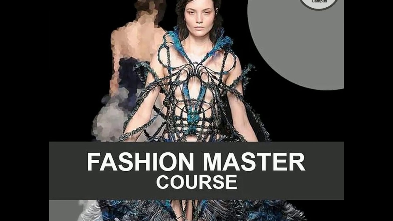 Fashion Master Combination Course In Milan Italy Youtube