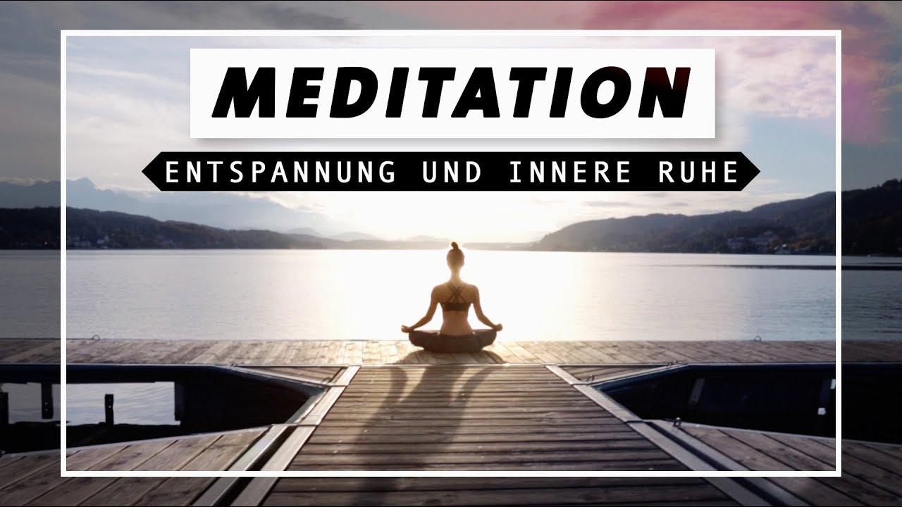 Geführte Meditation Für Entspannung, Innere Ruhe