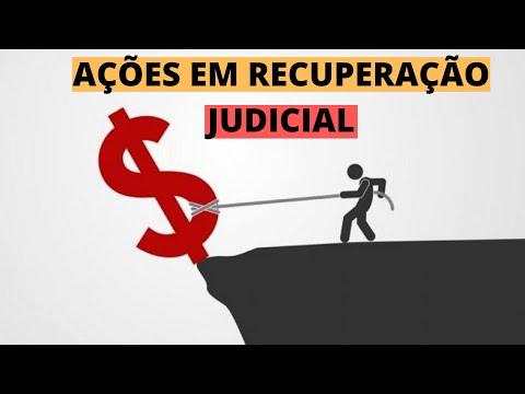 Empresas da bolsa em RECUPERAÇÃO JUDICIAL - OIBR3