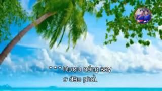KARAOKE (12): MỜI RƯỢU ( Giọng nữ, dân ca xứ Nghệ)