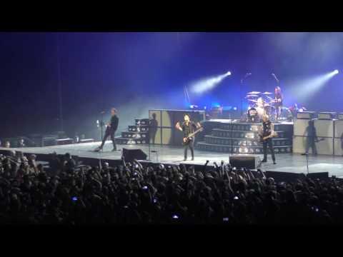 Green Day 2017-01-21 Cracow, Tauron Arena, Poland -  American Idiot 4K 2160p