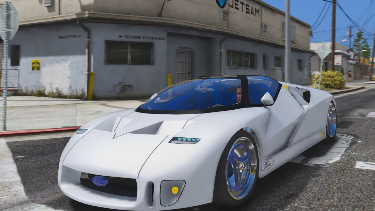 ford gt90 gta v mod 2 7k 1440p youtube. Black Bedroom Furniture Sets. Home Design Ideas
