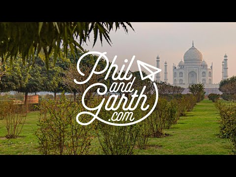 Experience Agra, India in 60 Seconds