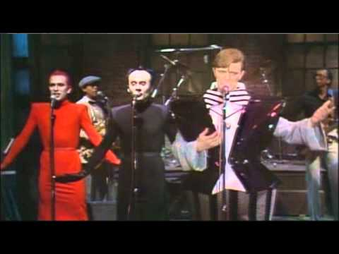 David Bowie & Klaus Nomi - The Man Who Sold The World