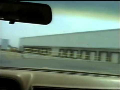Driving On Dinuba Avenue, Reedley 1992