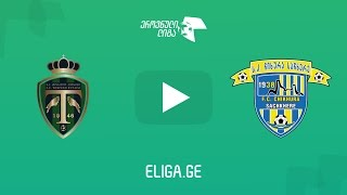 Torpedo Kutaisi vs Chikhura full match