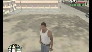 GTA: San Andreas - Animation of Assassin's Creed