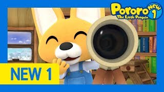 Ep19 Eddy's Telescope | How telescopes work, Pororo?  | Pororo HD | Pororo New1