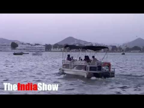 City of Lakes Udaipur : Tourist Attractions in Udaipur | Traveling India | The India Show - Part -2