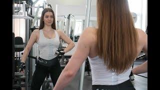 Back Training by Dominika Brtkova