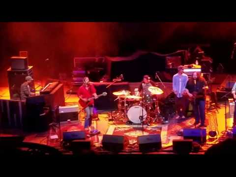 Another Train - Is This Thing Working - Hard Working Americans - Orpheum - Los Angeles - Nov 10 2017