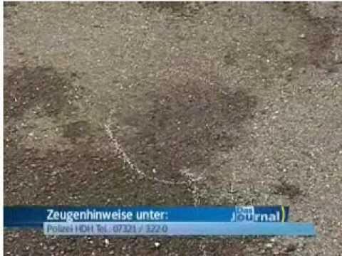 Totschlag in Heidenheim