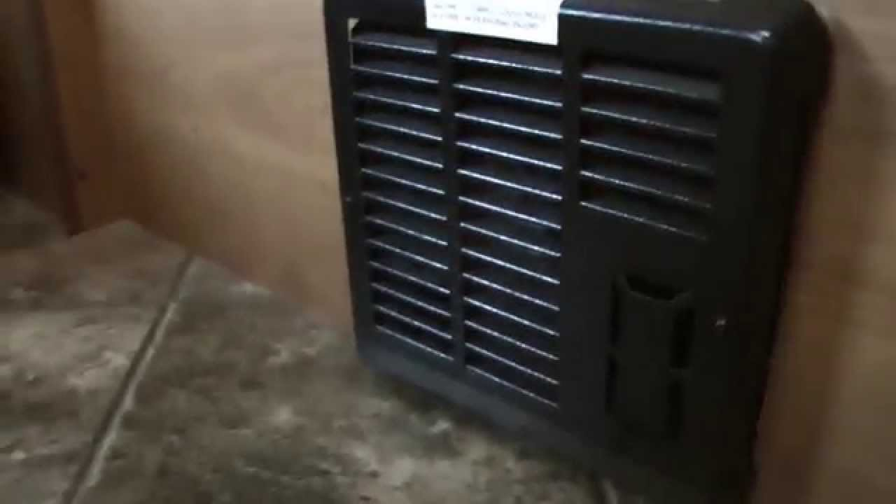 Suburban RV Furnace - YouTube
