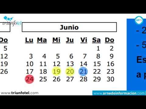 Calendario Escolar 2020 Panama Meduca.Calendario Escolar 2018 2019 Youtube