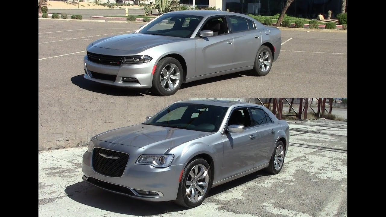 2015 chrysler 300 vs 2015 dodge charger doovi. Black Bedroom Furniture Sets. Home Design Ideas