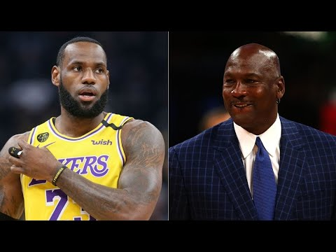 NBA Legends react to Lebron James calling himself the GOAT