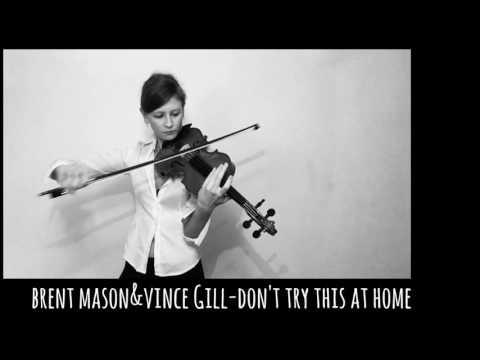 Anais Drago plays ''Don't try this at home'' by Brent Mason and Vince Gill