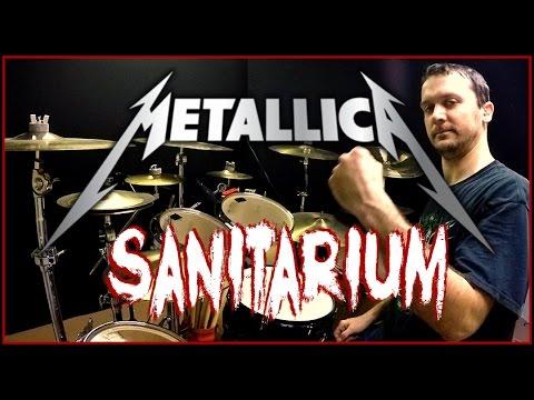 METALLICA - Sanitarium - Drum Cover