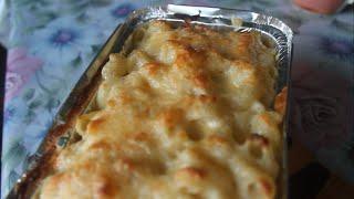 Необычный рецепт макарон с сыром