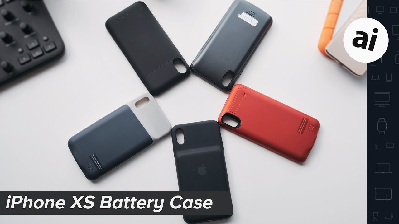 The Best iPhone XS Max Battery Cases
