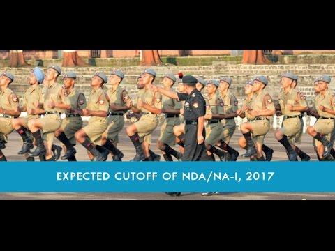 NDA 2017 (1) EXPECTED CUT OFF MARKS