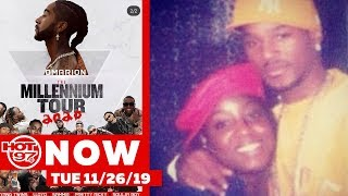 Cam'ron Speaks Out About Passing Of Girlfriend + Omarion Drops B2K From Tour? #Hot97Now